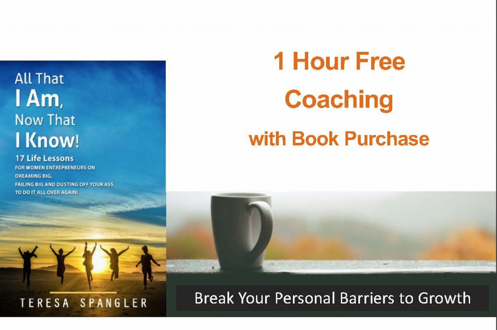 Free Coaching with Book Purchase